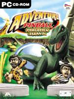 Hra pre PC Adventure Pinball: Forgotten Islands