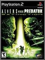 Hra pre Playstation 2 Alien versus Predator Extinction