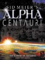 Hra pre PC Alpha Centauri