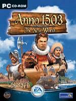Hra pre PC Anno 1503: The New World CZ (Zlat� ed�cia)