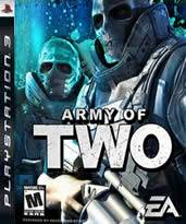 Hra pre Playstation 3 Army of Two (Platinum)