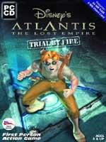 Hra pre PC Atlantida Trial By Fire