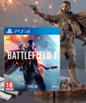 hra pre Playstation 4 Battlefield 1 (Collectors Edition)