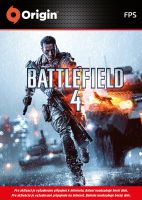 Battlefield 4 CZ (bez disku) (PC)