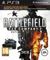 Hra pre Playstation 3 Battlefield: Bad Company 2 (Ultimate Edition)