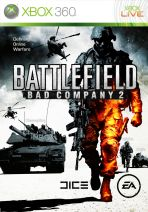 Hra pro Xbox 360 Battlefield: Bad Company 2