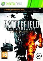 Hra pre Xbox 360 Battlefield: Bad Company 2 (Ultimate Edition)