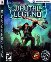 Hra pre Playstation 3 Brutal Legend
