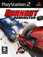 Hra pre Playstation 2 Burnout: Dominator