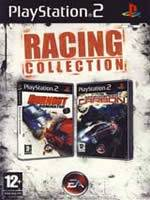 Hra pre Playstation 2 Burnout 4: Revenge + Need For Speed Carbon