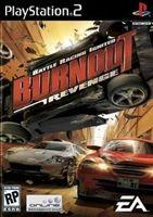 Hra pre Playstation 2 Burnout Revenge