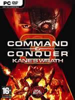 Hra pre PC Command & Conquer 3: Kanes Wrath CZ
