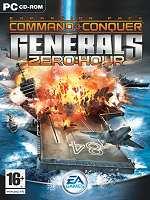 Hra pre PC Command & Conquer: Generals - Zero Hour - datadisk