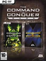 Hra pre PC Command & Conquer Saga