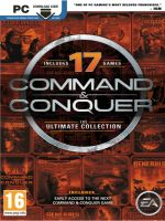 Hra pro PC Command & Conquer The Ultimate Collection