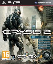 Hra pre Playstation 3 Crysis 2 CZ (Limited Edition)