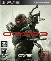 Hra pre Playstation 3 Crysis 3 EN