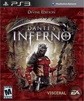 Hra pre Playstation 3 Dantes Inferno (Divine Edition)