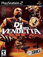 Hra pre Playstation 2 Def Jam Vendetta