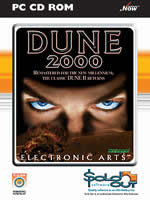 Hra pre PC Dune 2000