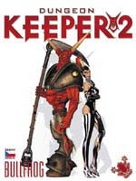 Hra pre PC Dungeon Keeper 2