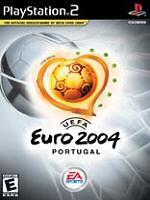 Hra pre Playstation 2 EURO 2004