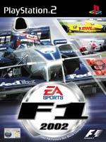 Hra pre Playstation 2 F1 2002