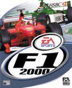 Hra pre PC F1 2000