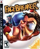 Hra pre Playstation 3 FaceBreaker