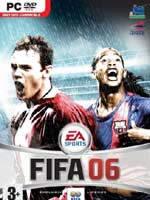 Hra pre PC FIFA 06