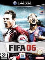 Hra pre GameCube FIFA 06