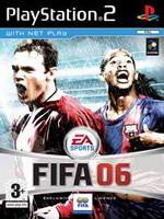Hra pre Playstation 2 FIFA 06