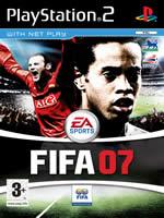 Hra pre Playstation 2 FIFA 07