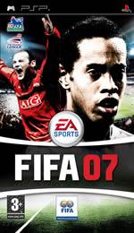 Hra pre PSP FIFA 07