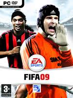Hra pre PC FIFA 09 CZ