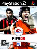 Hra pre Playstation 2 FIFA 09 CZ