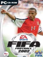 Hra pre Playstation 2 FIFA 2002