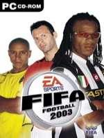 Hra pre PC FIFA 2003
