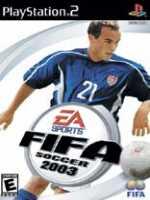 Hra pre Playstation 2 FIFA 2003