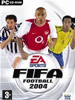 Hra pre PC FIFA 2004