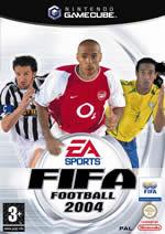 Hra pre GameCube FIFA 2004