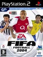 Hra pre Playstation 2 FIFA 2004