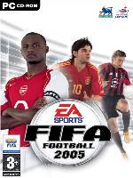 Hra pre PC FIFA 2005 dupl