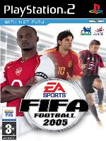 Hra pre Playstation 2 FIFA 2005