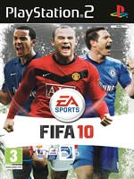 Hra pre Playstation 2 FIFA 10 CZ