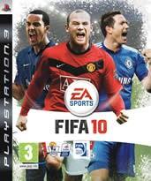 Hra pre Playstation 3 FIFA 10 CZ