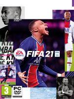 FIFA 21 CZ (PC) + darček tričko