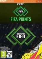 Hra pro PC FIFA 21 - 2200 FUT POINTS