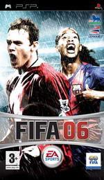 Hra pre PSP FIFA 06