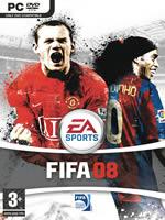 Hra pre PC FIFA 08 EN